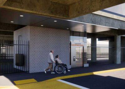 MBTA Oak Grove Station Accessibility Improvements
