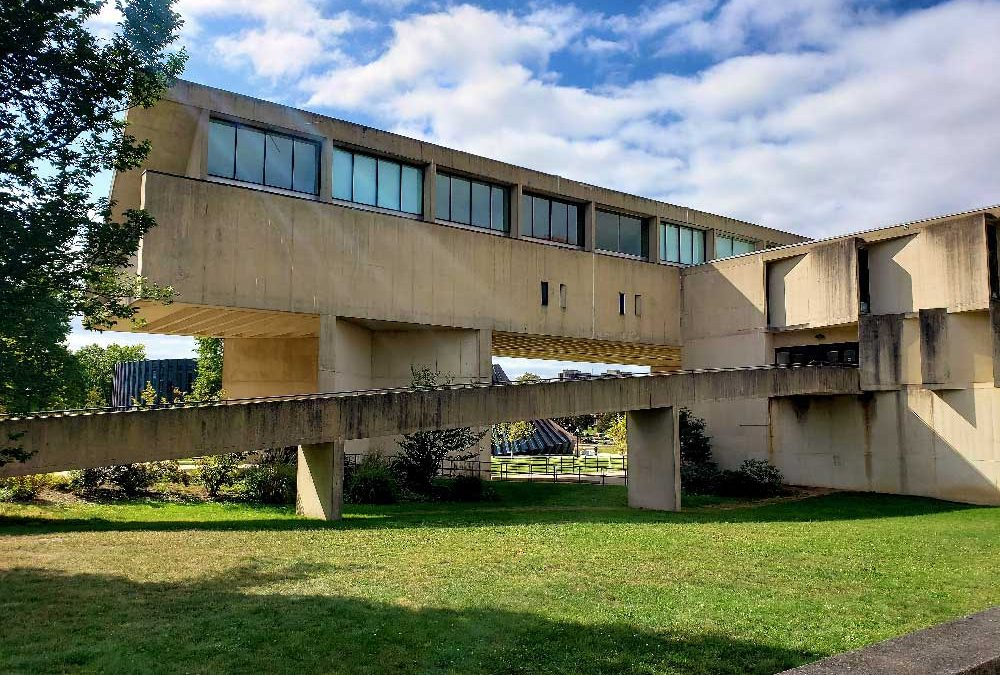 University of Massachusetts, Fine Arts Center Bridge Renovation, Amherst, MA