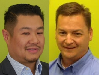 Matthew Bessette Promoted to Project Manager and Geoffrey Wong Promoted to Project Controls Specialist