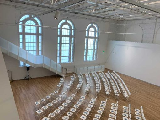 MassArt Bakalar and Paine Art Gallery Renovations