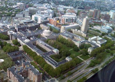 MIT Investment Corporation (MITIMCo) MIT Kendall Square Redevelopment