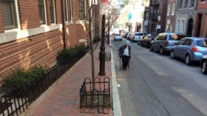 Connect Historic Boston Side Street