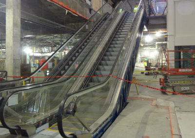 Escalator and Elevator Installation