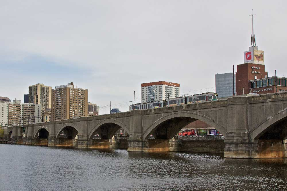 East Cambridge Viaduct Bridge
