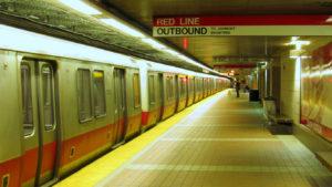 MBTA Red Line Infrastructure