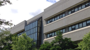 Snell Engineering Center Exterior